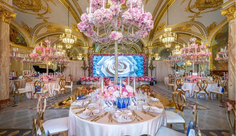 Большой Бал принцев и принцесс блистал великолепием в Монако