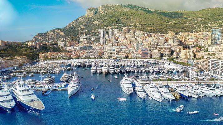 Яхт-шоу Монако 2021