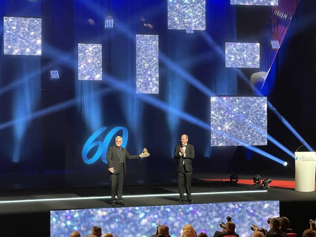 Телевизионный фестиваль в Монте-Карло отметил 60-летие