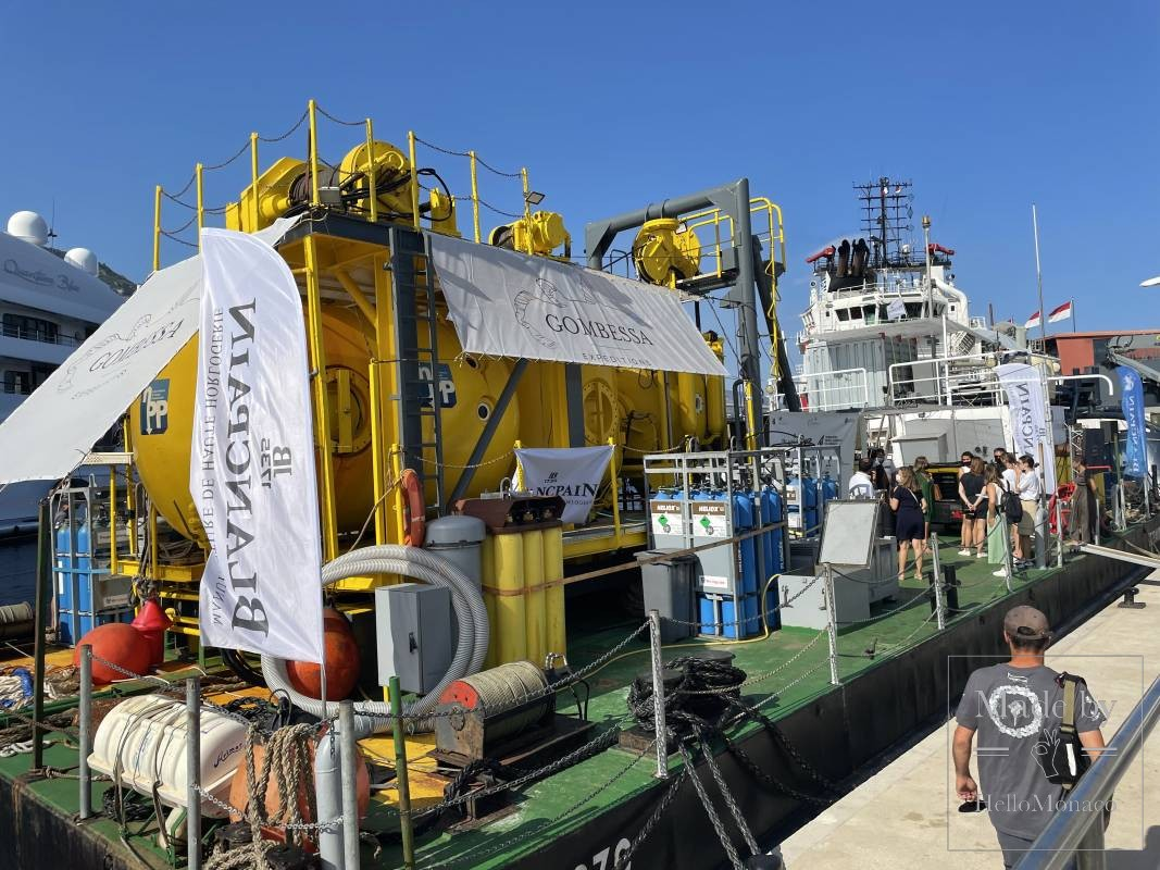 Gombessa 6 «Миссия мыс Корсика»: новости из морских глубин
