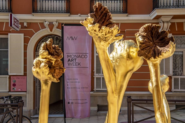 Неделя искусств в Монако 2021: от классических форм до стрит арта