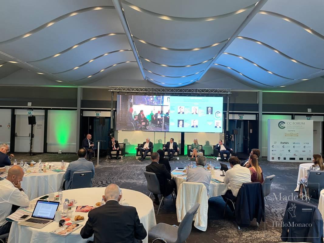 CC Forum в Монако предлагает сознательные изменения