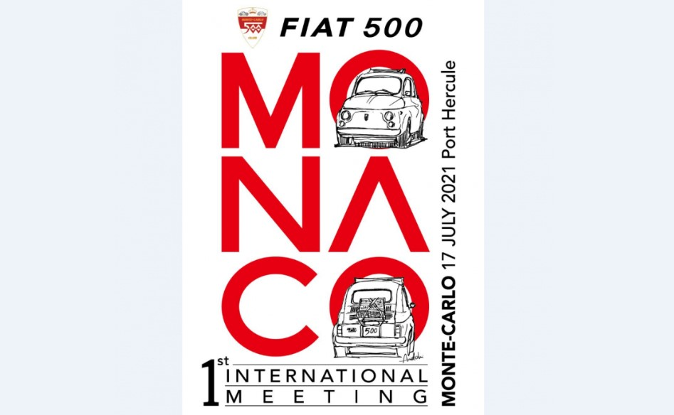 1-я Международная встреча в Монако, посвящённая Fiat 500