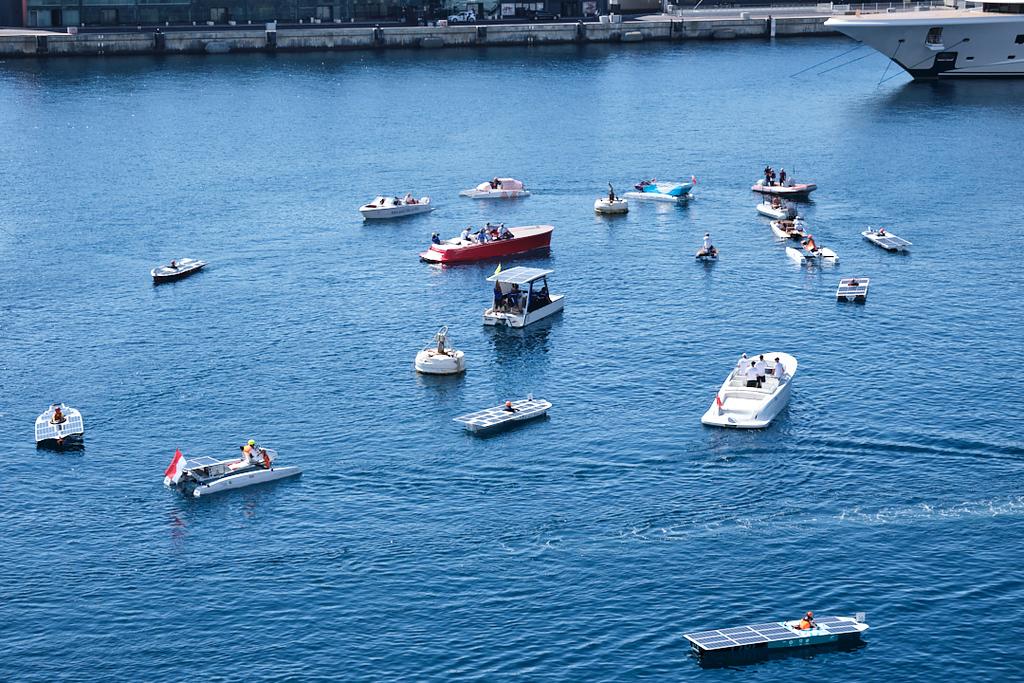 Чем запомнился Monaco Energy Boat Challenge 2021