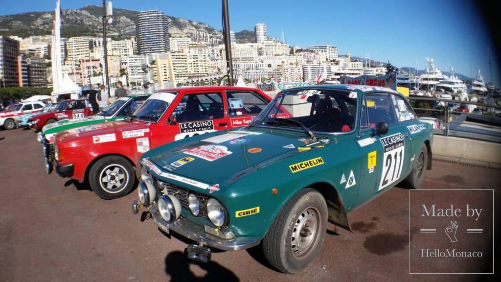 Стал известен маршрут Исторического Ралли Монте-Карло 2022