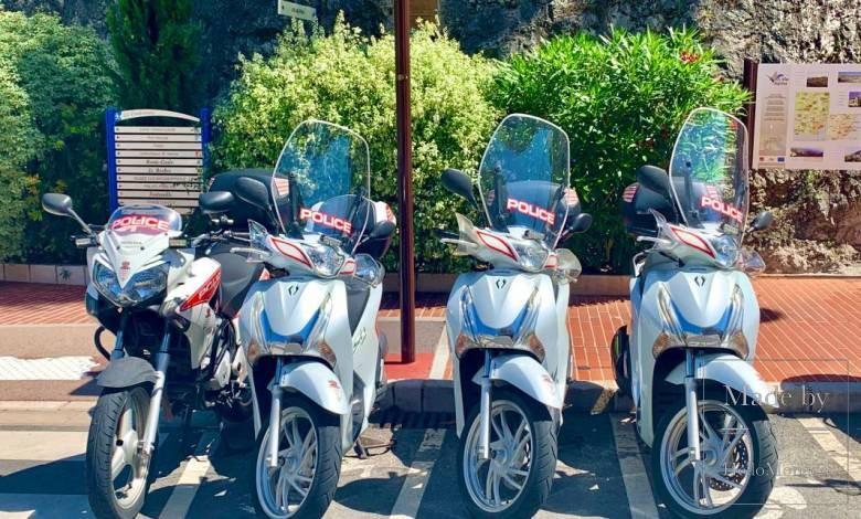 Полицейские проверки соблюдения санитарных мер в Монако