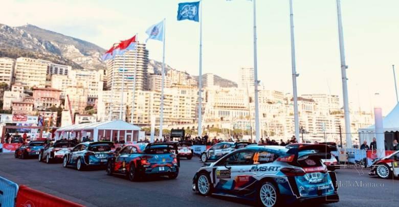 90-е Ралли Монте-Карло отпразднует юбилей в окрестностях Монако