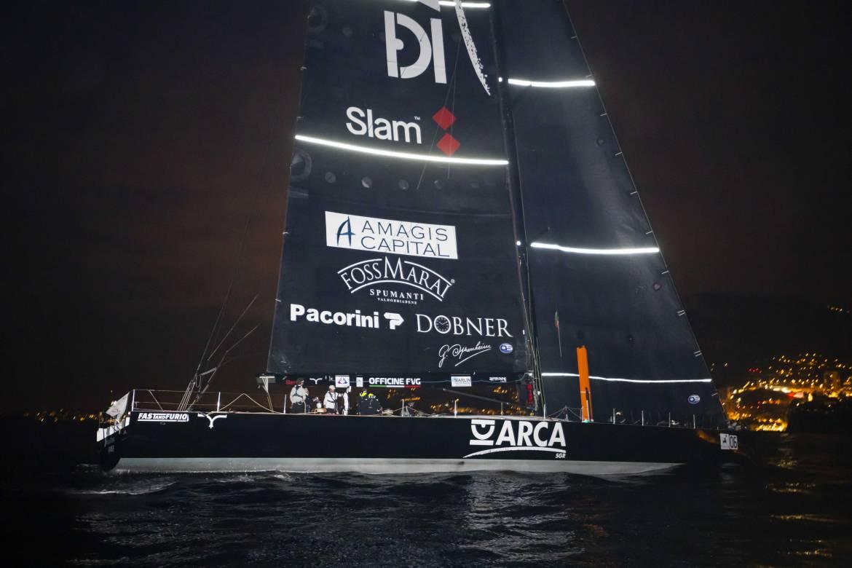 Palermo-Montecarlo: Гвидо Миани приносит Яхт-клубу 4-й трофей