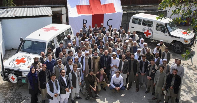 Красный Крест Монако выделил €100 000 населению Афганистана