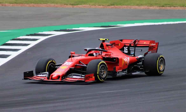 Гран-при Бельгии отменили из-за дождя после трёх кругов заезда