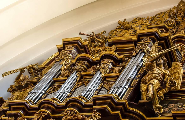 Международный органный фестиваль в Монако: от классики до рока