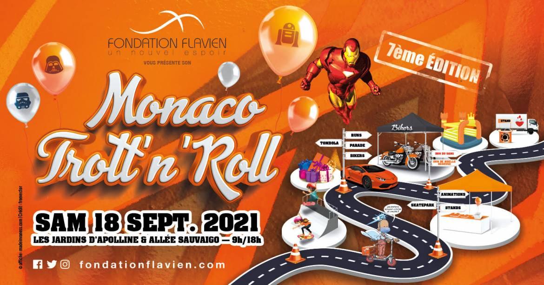 TROTT 'N' ROLL: день развлечений от Fondation Flavien