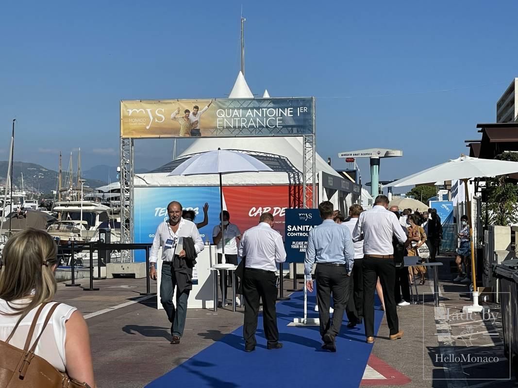 Яхт-шоу Монако 2021: мировые премьеры и яхтенные развлечения