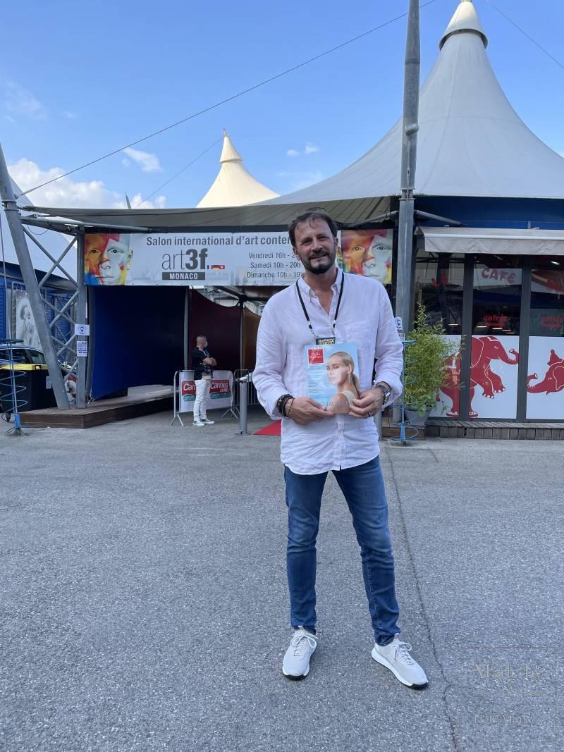 Art3f 2021: чем запомнился художественный фестиваль в Монако