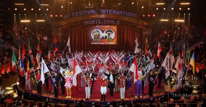 Юбилейный цирковой фестиваль возвращается в Монако в 2022 году