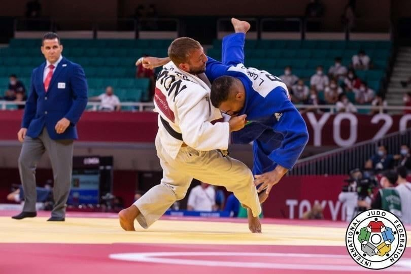 Интервью с участником Олимпийских игр в Токио Седриком Бесси