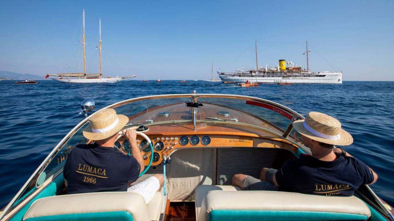 Парад винтажных яхт: в Монако завершилась Monaco Classic Week