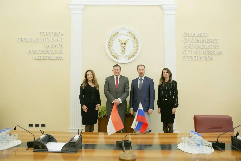 Экономический совет Монако готовит бизнес-миссию в России