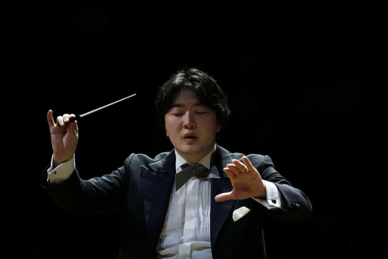 Казуки Ямада, главный дирижёр Филармонического оркестра Монте-Карло