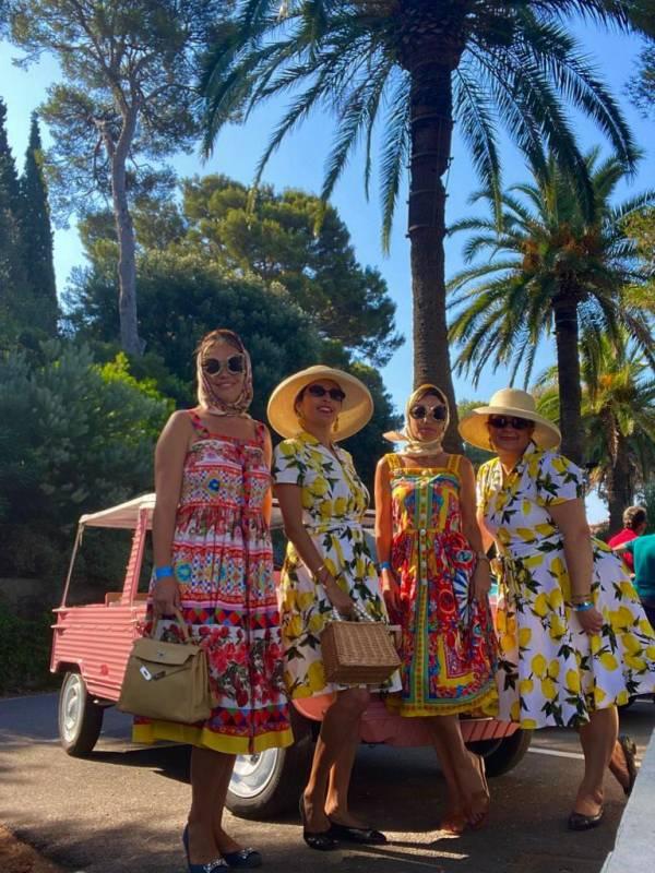 Dolce Vita на улицах Монако: благотворительное ралли в княжестве