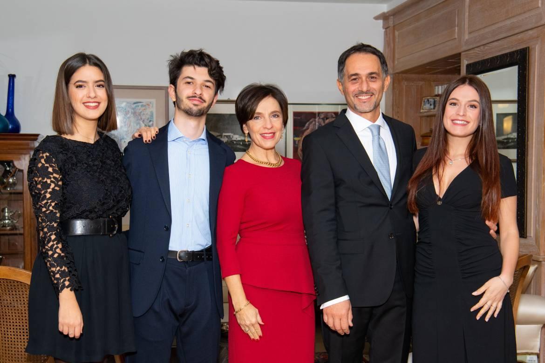 Джулио Алаймо, посол Италии в Княжестве Монако