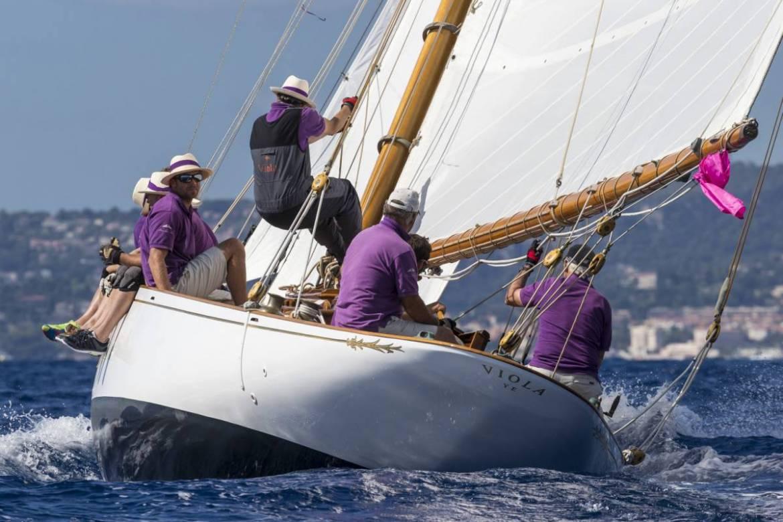 15-я выставка Monaco Classic Week - La Belle Classe