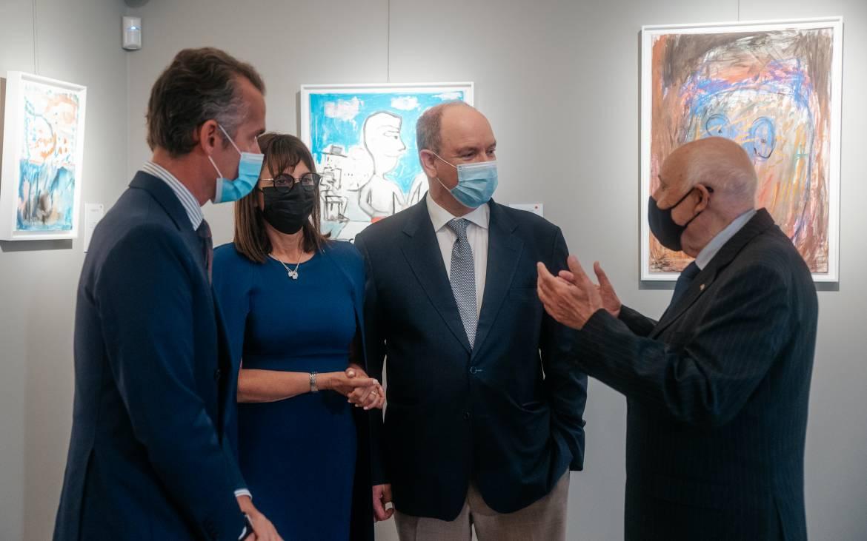 Monaco Disease Power & Moretti Fine Art поддержали молодёжь с ограниченными возможностями