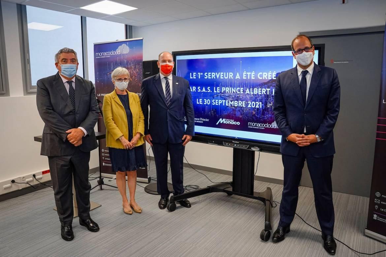 Monaco Cloud - первое цифровое облако в Европе