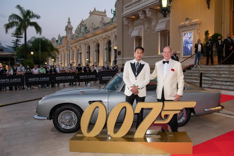 """""""Монако 007"""": мировая премьера в княжестве в стиле Джеймса Бонда"""