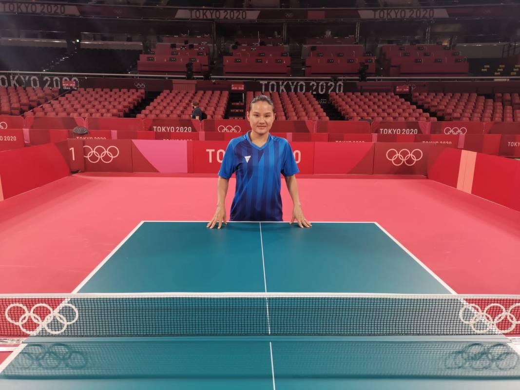 Олимпийские атлеты Монако. Интервью с Ксяоксин Янг