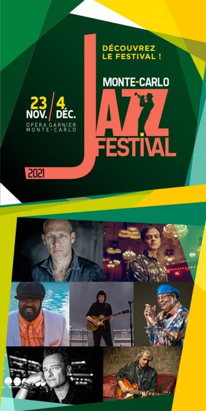 Стала известна программа 15-го Фестиваля джаза Монте-Карло